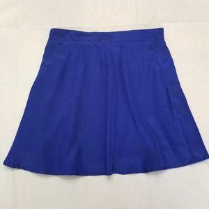 5/$25 TOBI Skirt Royal Blue in size S